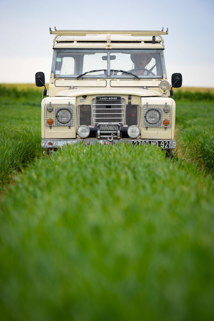 photo Land Rover Serie 88