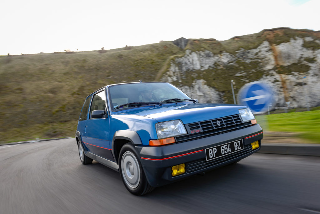 photo renault R5 GT Turbo