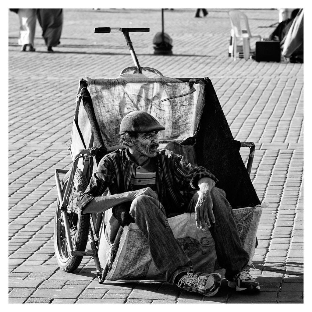 photo homme maroc