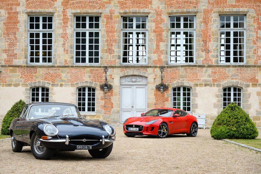 photo jaguar type E