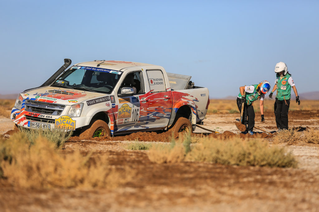 Photo Rallye des Gazelles