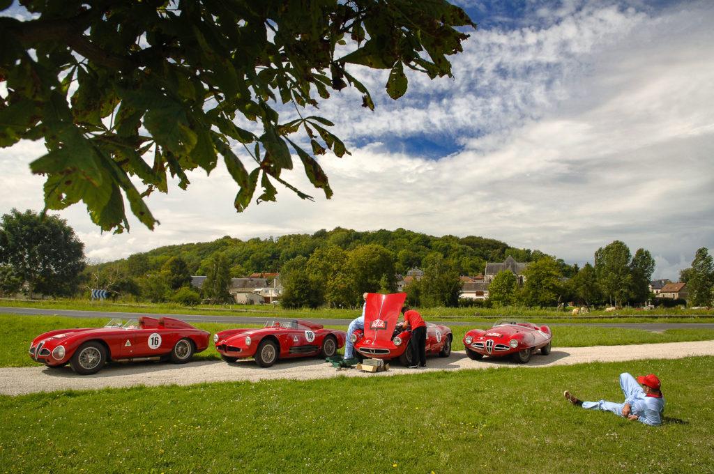 photo Raid Suisse Paris, Août 2006, Alfa Romeo