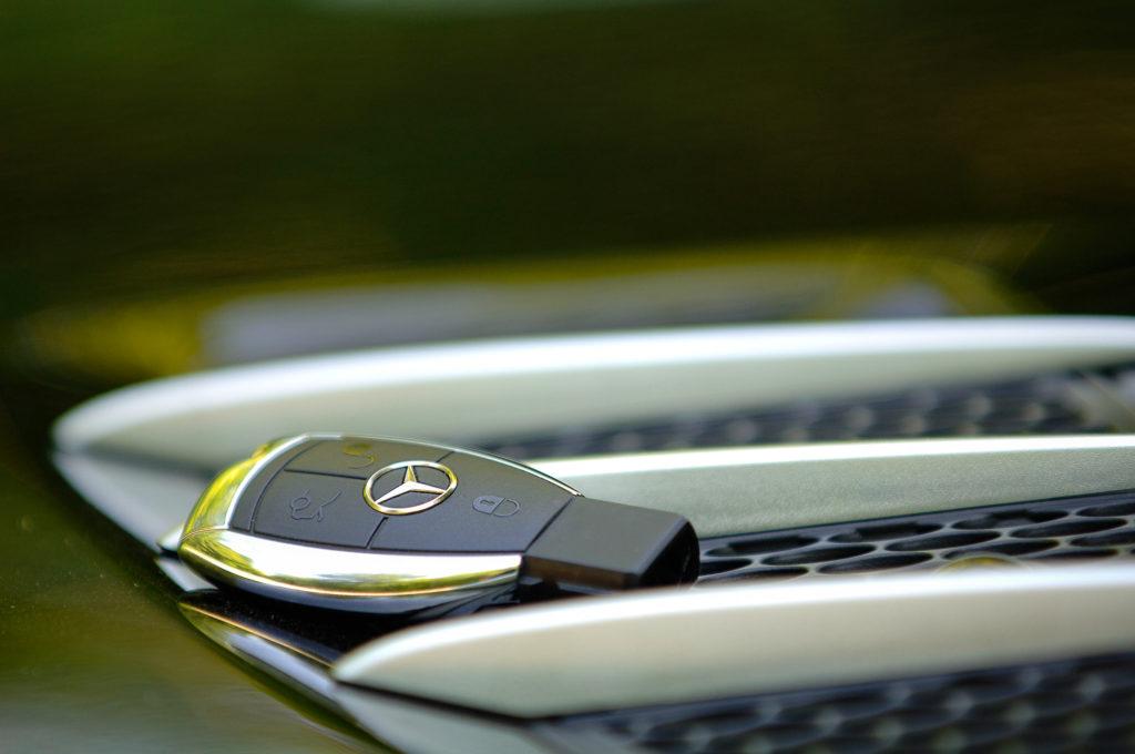 photo detail cle automobile