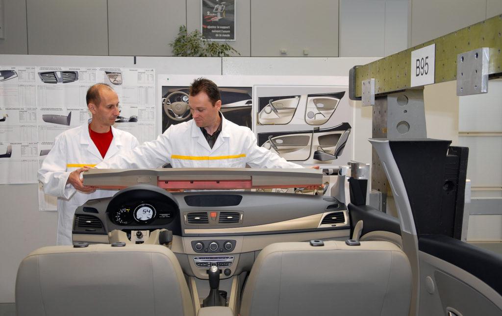 Photo projet Renault