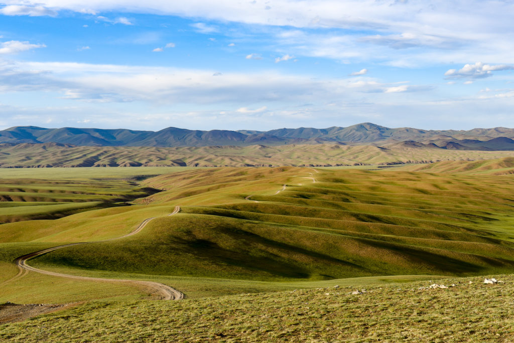 photo illustration mongolie