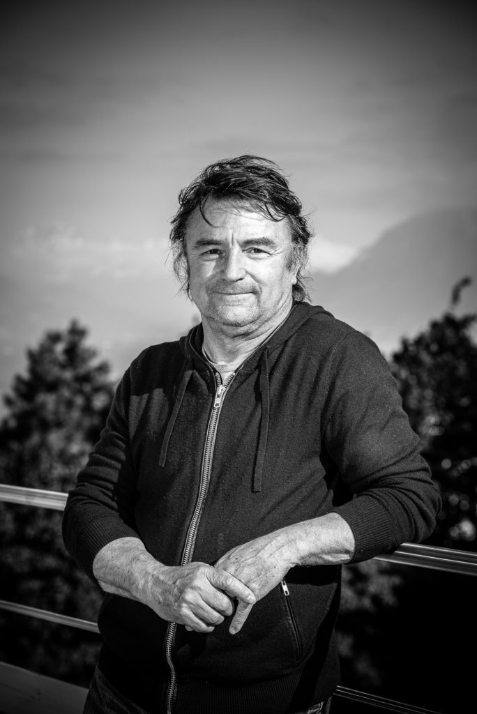 photo portrait homme Rene Arnoux