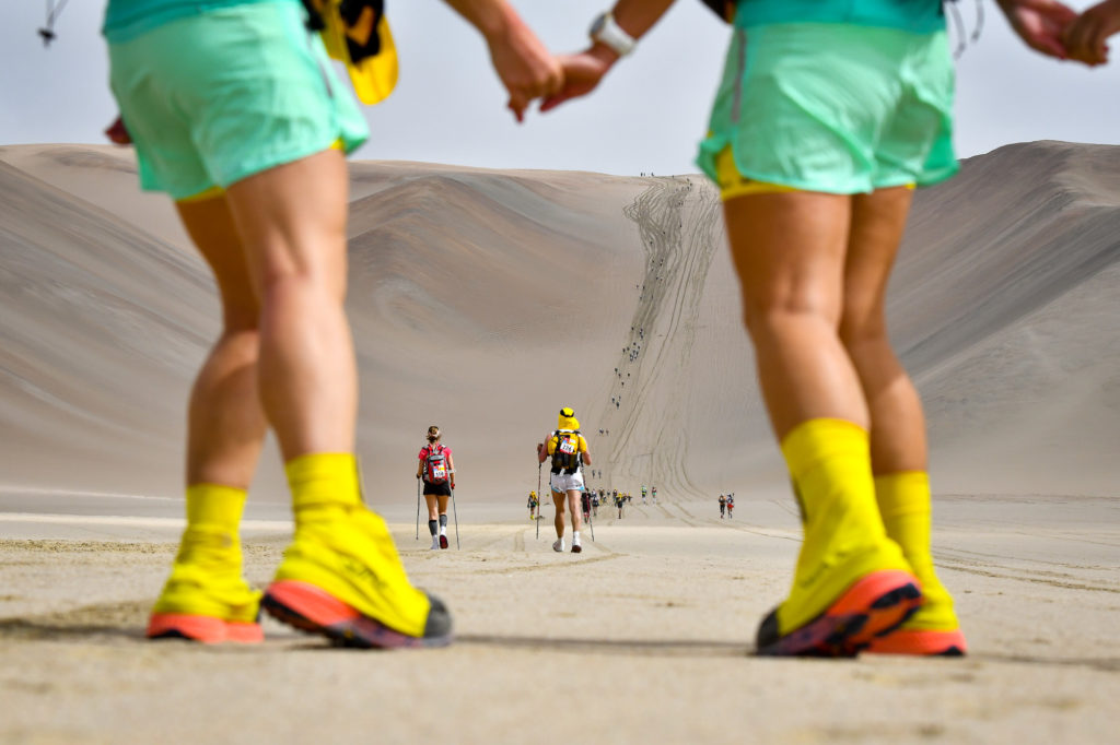 photo Half Marthon des Sables